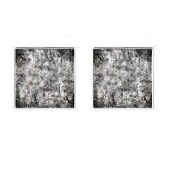 Grunge Pattern Cufflinks (square)