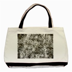 Grunge Pattern Basic Tote Bag