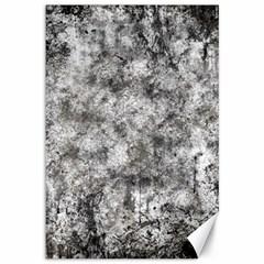 Grunge Pattern Canvas 12  X 18