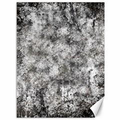Grunge Pattern Canvas 36  X 48