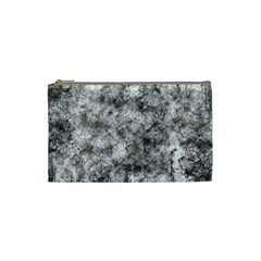 Grunge Pattern Cosmetic Bag (small)