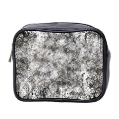 Grunge Pattern Mini Toiletries Bag 2 Side
