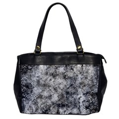 Grunge Pattern Office Handbags