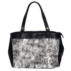 Grunge Pattern Office Handbags (2 Sides)