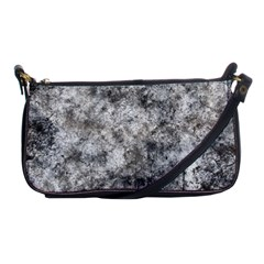 Grunge Pattern Shoulder Clutch Bags