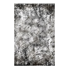 Grunge Pattern Shower Curtain 48  X 72  (small)