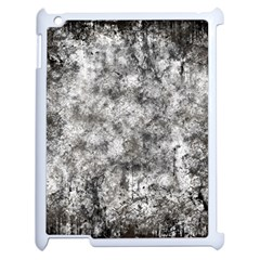 Grunge Pattern Apple Ipad 2 Case (white)