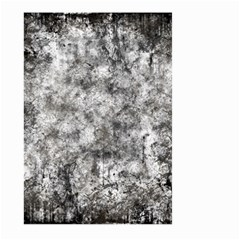 Grunge Pattern Large Garden Flag (two Sides)