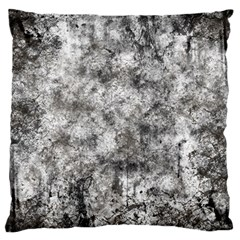 Grunge Pattern Large Cushion Case (one Side)