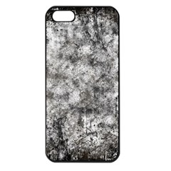 Grunge Pattern Apple Iphone 5 Seamless Case (black)