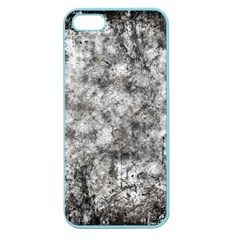 Grunge Pattern Apple Seamless Iphone 5 Case (color)