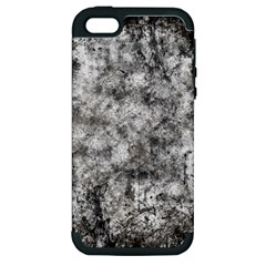 Grunge Pattern Apple Iphone 5 Hardshell Case (pc+silicone)