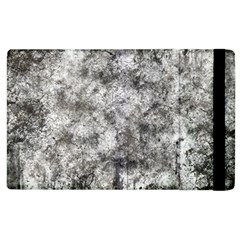 Grunge Pattern Apple Ipad 2 Flip Case