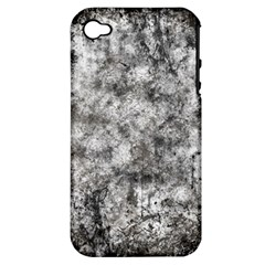 Grunge Pattern Apple Iphone 4/4s Hardshell Case (pc+silicone)