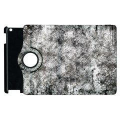 Grunge Pattern Apple Ipad 3/4 Flip 360 Case
