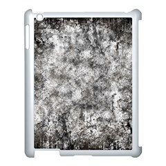 Grunge Pattern Apple Ipad 3/4 Case (white)