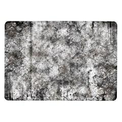 Grunge Pattern Samsung Galaxy Tab 10 1  P7500 Flip Case