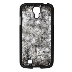 Grunge Pattern Samsung Galaxy S4 I9500/ I9505 Case (black)