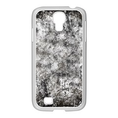 Grunge Pattern Samsung Galaxy S4 I9500/ I9505 Case (white)