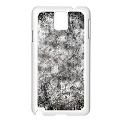 Grunge Pattern Samsung Galaxy Note 3 N9005 Case (white)