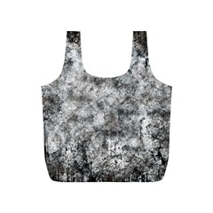 Grunge Pattern Full Print Recycle Bags (s)