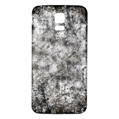 Grunge Pattern Samsung Galaxy S5 Back Case (white)