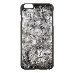 Grunge Pattern Apple Iphone 6 Plus/6s Plus Black Enamel Case