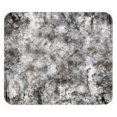 Grunge Pattern Double Sided Flano Blanket (small)