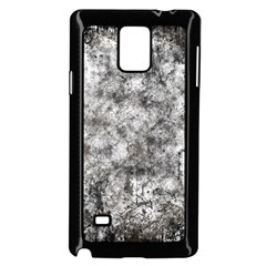 Grunge Pattern Samsung Galaxy Note 4 Case (black)