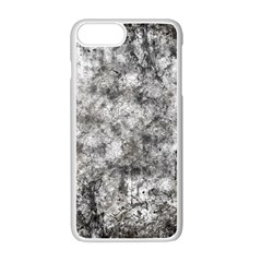 Grunge Pattern Apple Iphone 7 Plus Seamless Case (white)