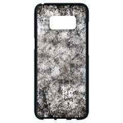 Grunge Pattern Samsung Galaxy S8 Black Seamless Case