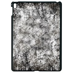 Grunge Pattern Apple Ipad Pro 9 7   Black Seamless Case