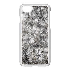 Grunge Pattern Apple Iphone 8 Seamless Case (white)