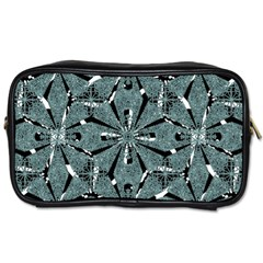Modern Oriental Ornate Pattern Toiletries Bags