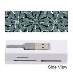 Modern Oriental Ornate Pattern Memory Card Reader (stick)