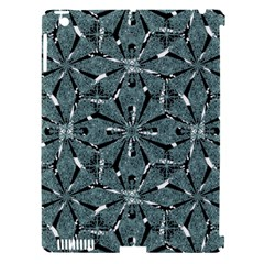 Modern Oriental Ornate Pattern Apple Ipad 3/4 Hardshell Case (compatible With Smart Cover)