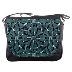 Modern Oriental Ornate Pattern Messenger Bags