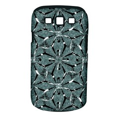 Modern Oriental Ornate Pattern Samsung Galaxy S Iii Classic Hardshell Case (pc+silicone)