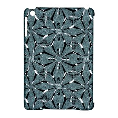 Modern Oriental Ornate Pattern Apple Ipad Mini Hardshell Case (compatible With Smart Cover)