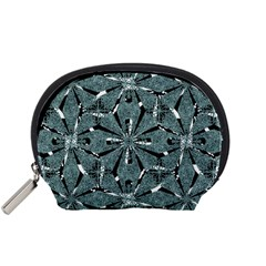 Modern Oriental Ornate Pattern Accessory Pouches (small)
