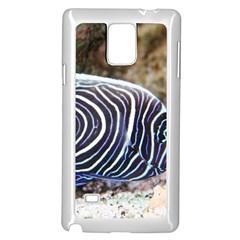 Angelfish 3 Samsung Galaxy Note 4 Case (white)