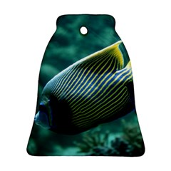 Angelfish 4 Bell Ornament (two Sides)