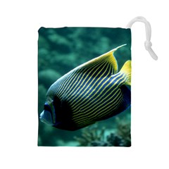 Angelfish 4 Drawstring Pouches (large)
