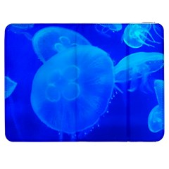 Blue Jellyfish 1 Samsung Galaxy Tab 7  P1000 Flip Case