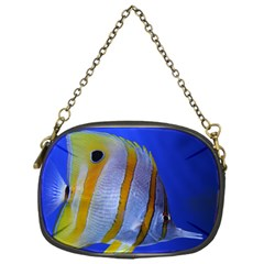 Butterfly Fish 1 Chain Purses (one Side)