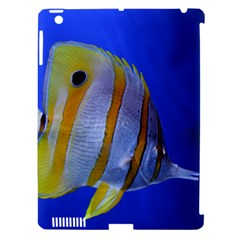 Butterfly Fish 1 Apple Ipad 3/4 Hardshell Case (compatible With Smart Cover)
