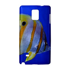Butterfly Fish 1 Samsung Galaxy Note 4 Hardshell Case