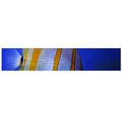 Butterfly Fish 1 Large Flano Scarf
