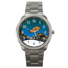Clownfish 1 Sport Metal Watch