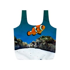 Clownfish 1 Full Print Recycle Bags (s)